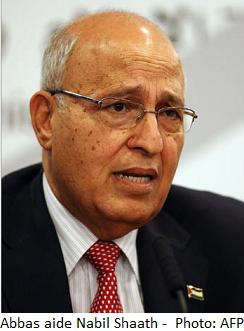 Abbas aide Nabil Shaath