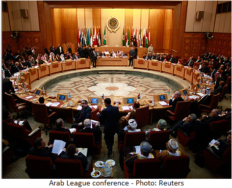 Arab League conference