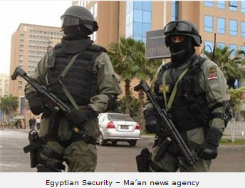 Egyptian Security