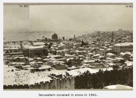 Jerusalem 1941