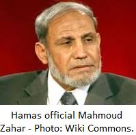 Mahmoud Zahar.