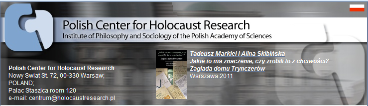 Polish Center for Holocaust Research