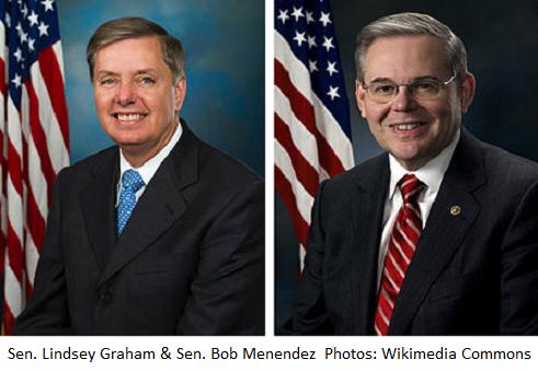 Sen. Lindsey Graham & Sen. Bob Menendez