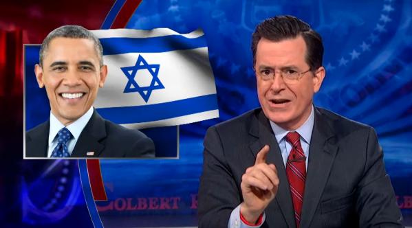 The Colbert Report.