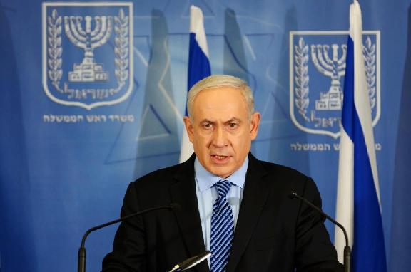 PM Benjamin Netanyahu - Photo courtesy PMO