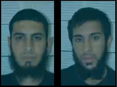 2 of the 6 Terrorist caught