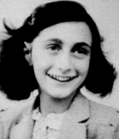 Anne Frank - Archive Photo