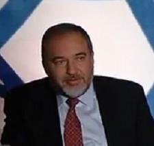 Avigdor Lieberman - YouTube screenshot