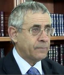 Dr. Mordechai Kedar – Photo: YouTube screenshot