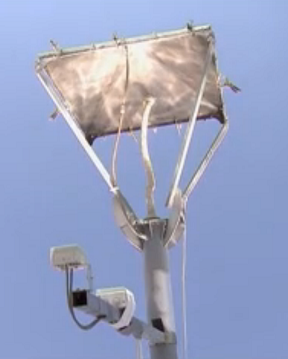 Israeli company harnesses the sun to purify water - Screenshot