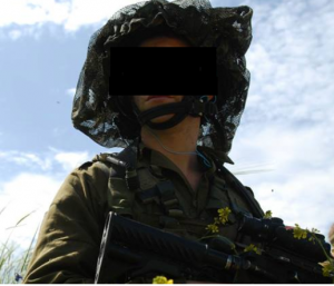 Israel and Stuff » REVEALED: Second IDF soldier tells of