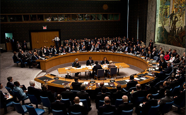 United Nations Security Council - Photo courtesy Wikimedia Commons