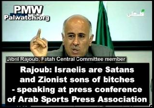 Fatah official Jibril Rajoub