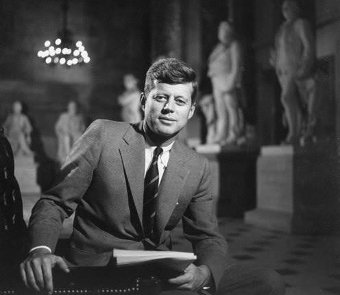 "John Fitzgerald Kennedy (May 29, 1917 – November 22, 1963), commonly known as ""Jack"" or by his initials JFK, was the 35th President of the United States,"
