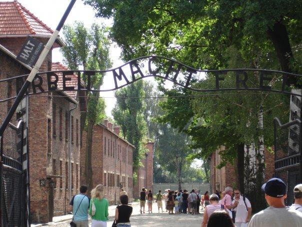 Auschwitz - Photo: IsraelandStuff/PP
