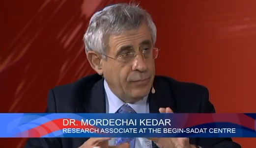 Dr Mordechai Keder - Photo: MER Screenshot