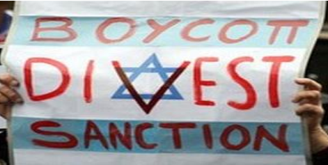 oycotting Israel - Photo: REUTERS