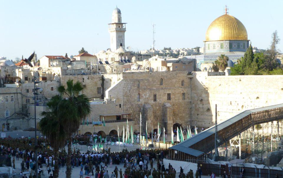 Kotel & Temple Mount - Photo: IsraelandStuff/PP