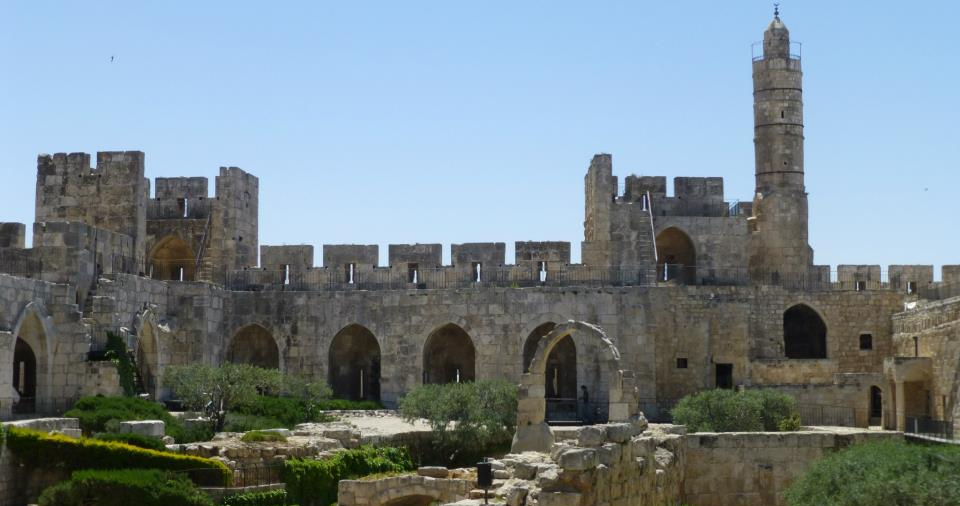 Tower of David - Photo:IsraelandStuff/PP