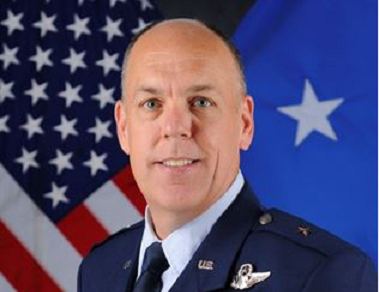 Brig. Gen. John S. Shapland is the U.S. Defense Attaché and Senior Defense Official for the state of Israel. - Photo courtesy: USAF