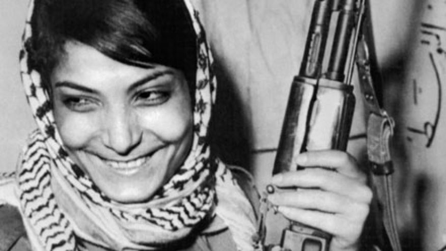Leila Khaled is the poster child of The Popular Front for the Liberation of Palestine (PFLP), a terrorist organization responsible for 159 terrorist acts such as bombings, armed assault and assassinations, resulting in numerous injuries and deaths including those of more than 20 US citizens.
