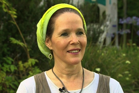 Rachel Frenkel, mother of Naftali Frenkel, one of the three kidnapped Israeli teens - Screenshot