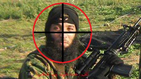 the dead terrorist