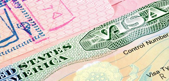 US Entry Visa