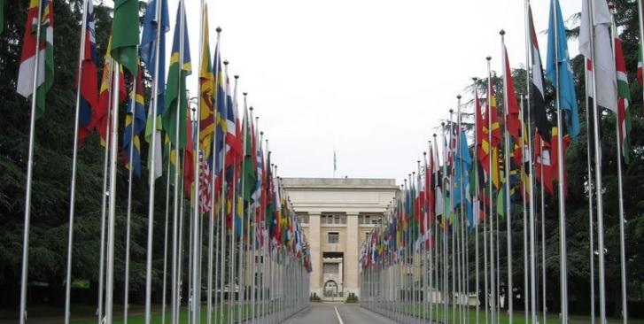 Palace of Nations in Geneva - Photo: EugeneRegis, Creative Commons