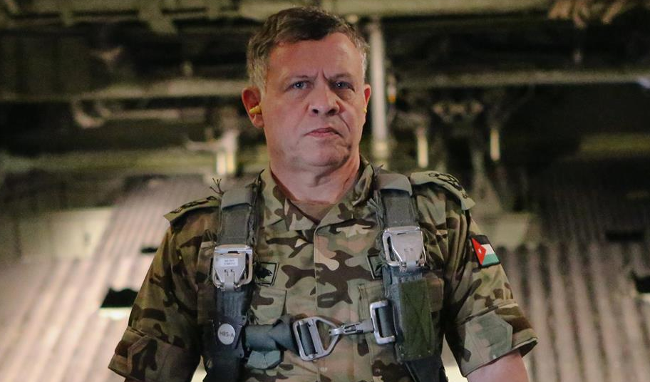 King Abdullah II - Facebook page