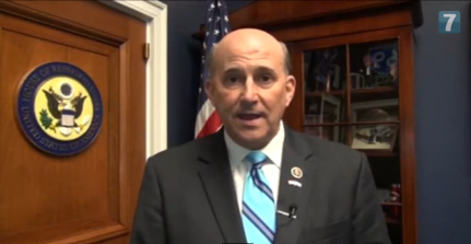 Republican Congressman Louie Gohmert - Arutz7 Screenshot