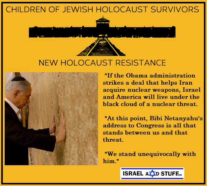 I Stand with Netanyahu