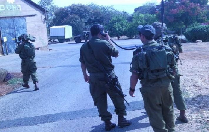 IDF's Druze Herev Battalion during exercise  - Photo: IsraelandStuf/PP