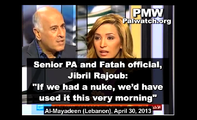 Jibril Rajoub- Screenshot-PMW