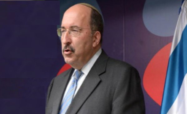 Ministry of Foreign Affairs Director General Dr. Dore Gold - Photo: Israel's Gov't Press Office