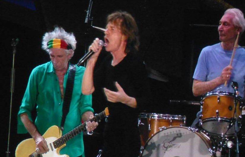 Rolling Stones Performing in Israel June 4, 2014 - Photo: IsraelandStuff/PP