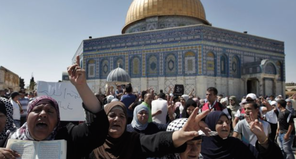Jew Detector: Israel And Stuff » Palestinians Trying To Establish Fifth