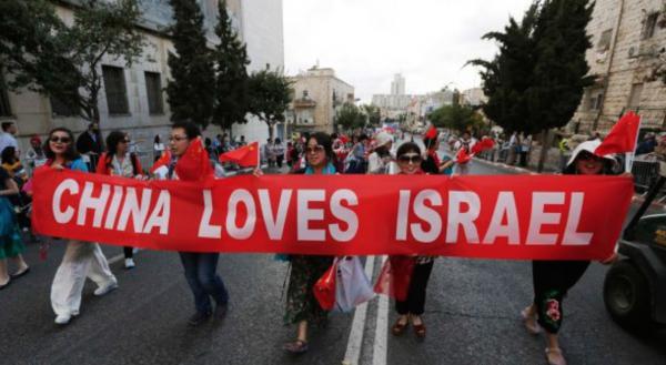 China Loves Israel - itrade.gov.il