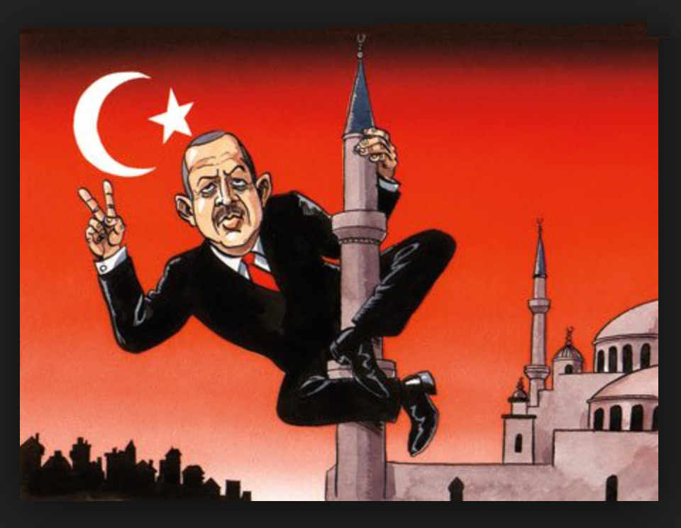 Turkey builds Mosques in Gaza