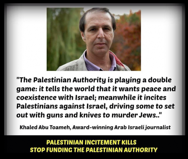 Palestinian Incitment