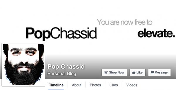 Pop Chassid FB Screenshot 1