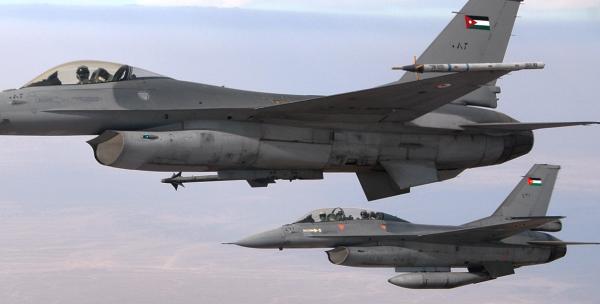 Royal Jordanian Air Force F-16s - Wikipedia