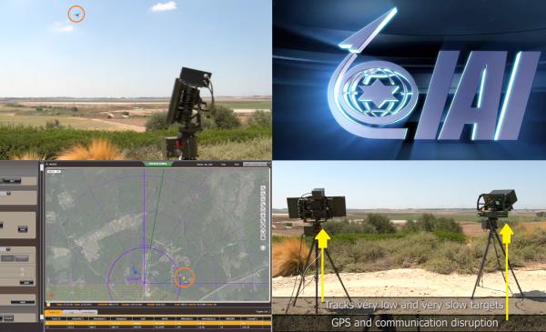 ELI 4030 drone guard - YouTube screenshots