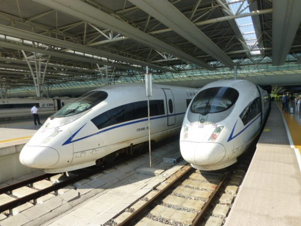 High-speed trains - IsraelandStuff/PP