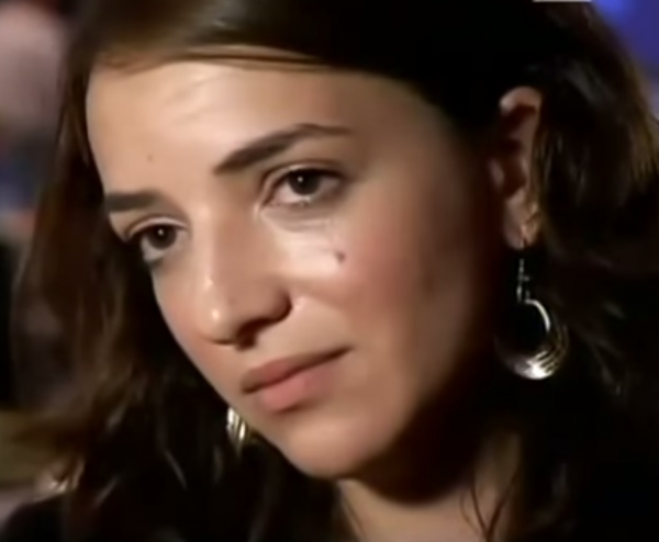 Arab Israeli TV presenter Lucy Aharish - YouTube screenshot