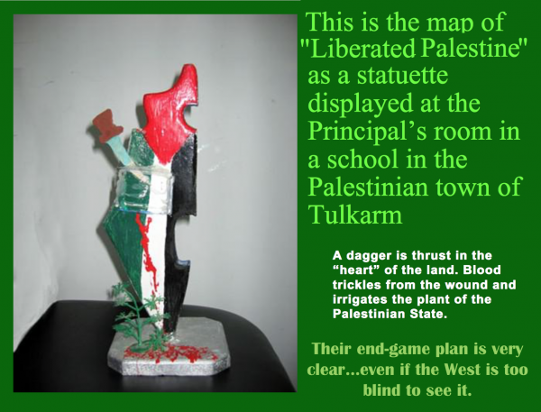 Statuette of Palestine