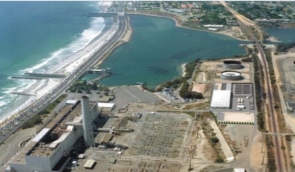 The 'Israeli' Carlsbad Desalination Plant in California. - Photo: IDE TECHNOLOGIES