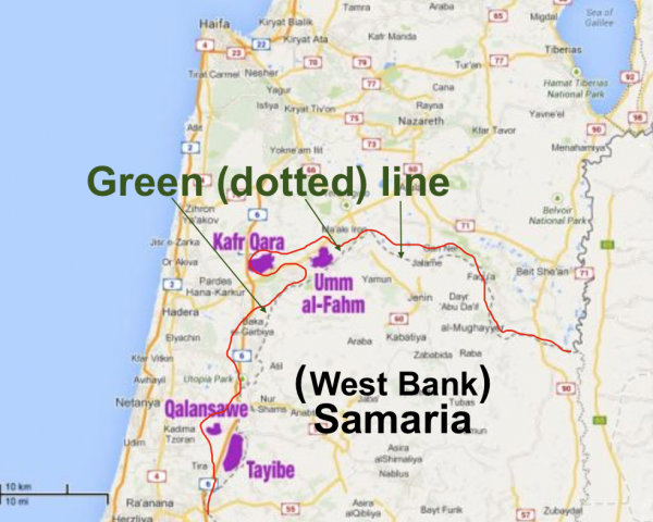 triangle-arab-villages-to-be-included-in-future-state-of-palestine-google-maps