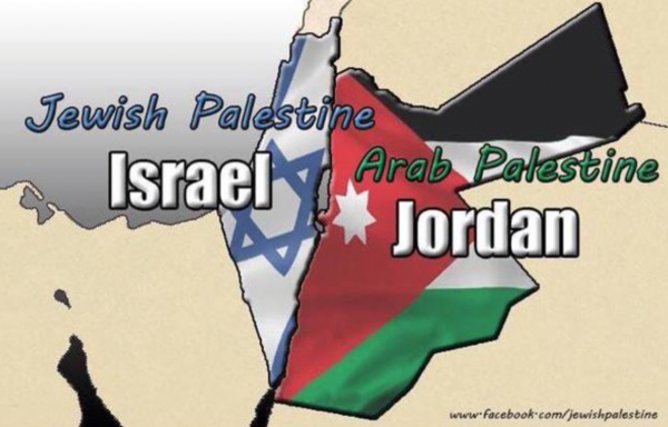 when-the-mandate-for-palestine-was-divided-arabs-got-77-of-the-land-the-rest-was-intended-for-a-jewish-homeland