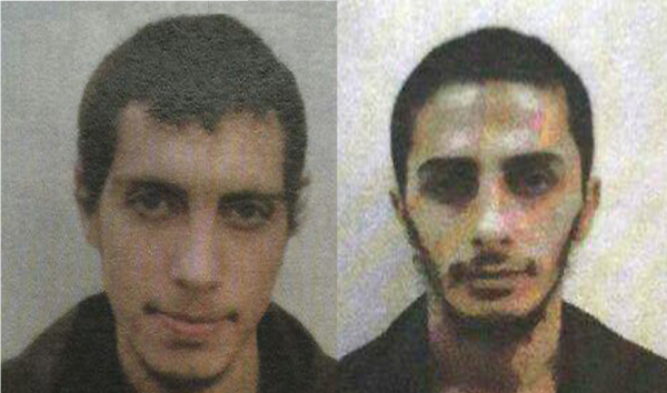 2 of the three, Ibrahim Yusuf and Amir Jabara - Israel Security Services